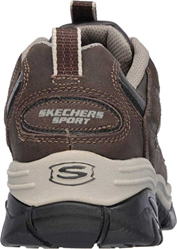 Skechers Sport Energy Downforce Lace-up Sneaker Brown