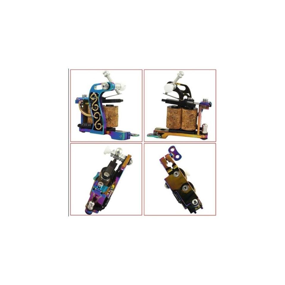 NEW Handmade Cast Iron Tattoo Machine Gun Liner SHADER