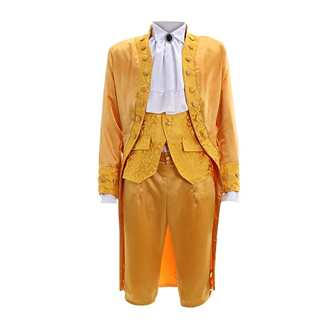 Amazon.com: COUCOU - Disfraz victoriano para hombre, estilo ...