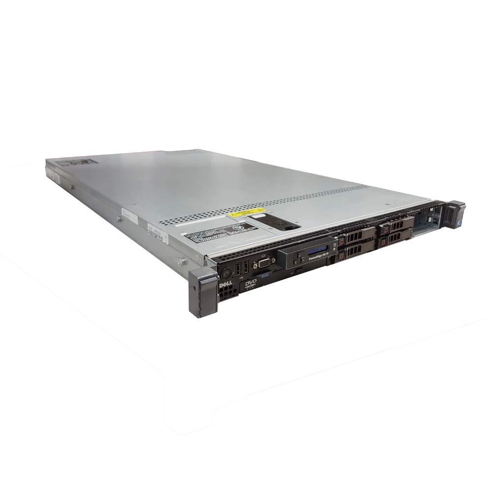 DELL PowerEdge R610 2 x 2.67Ghz E5640 Quad Core 48GB 4 x 146GB 10K SAS (Renewed) by Dell