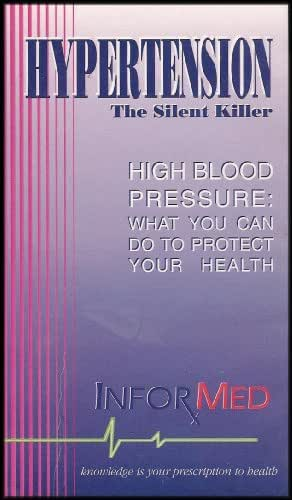 Hypertension: The Silent Killer (High Blood Pressure: What You Can Do To Protect Your Health) VHS VIDEO