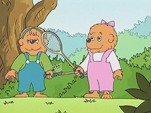 The Berenstain Bears and The Big Blooper / Nothing To Do