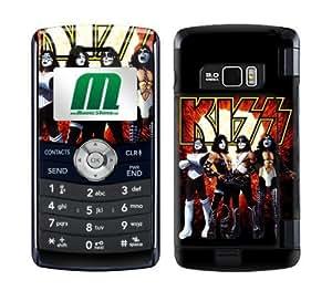 MusicSkins, MS-KISS10034, KISS - Love Gun, LG enV3 (VX9200), Skin