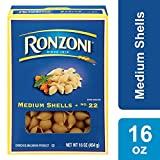 Ronzoni Shells, Medium 16 oz (Pack Of 12)