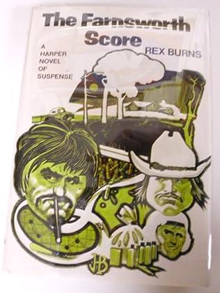 book cover of The Farnsworth Score