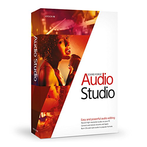 Sony Sound Forge Audio Studio product image