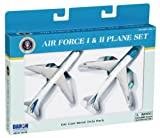 Air Force One 2 Plane set, Air Force One and Air Force Two