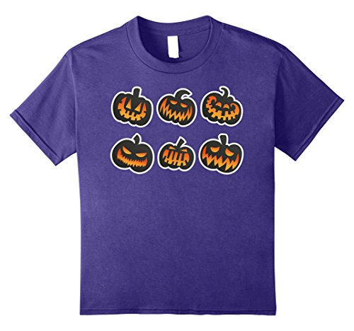 [Kids Funny Costume For Halloween Tshirts Best Ideas Scary Night 12 Purple] (2017 Movie Costumes Ideas)