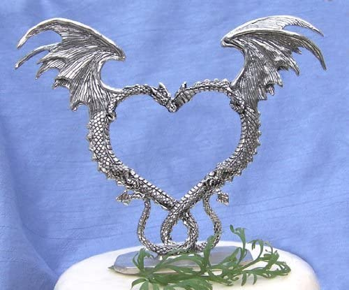 B002CYE46S Dragon Heart Cake Topper 51-EB7VP-LL