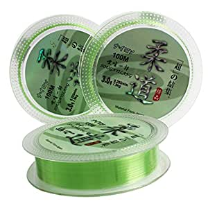 Alinshi super strong braided fishing line for Fluorescent fishing line