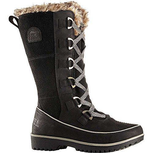 Sorel Woman Tivoli High ll Premium Boot Black Negro