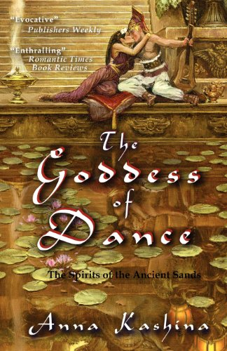 The Goddess of Dance (Spirits of the Ancient Sands)