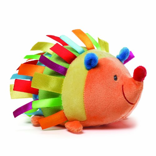 (GUND Silly Sounds Color Fun Hedgehog Stuffed)