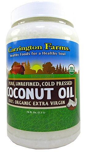 Carrington Farms Coconut Organic Unrefined product image