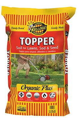 KELLOGG SUPPLY 656 Sod Topper, 1.5 cu. ft. by Kellogg Supply