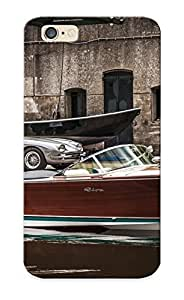 Trolleyscribe CjsIrLX2893JcsGN Protective Case For Iphone 6(1968 Riva Aquarama Lamborghini Superboat Race Racing Boat Supercar) - Nice Gift For Lovers