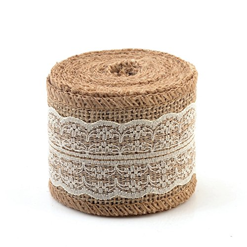 eZthings Decorative Designer Fabric Ribbons for Home Craft Projects and Gift Baskets...