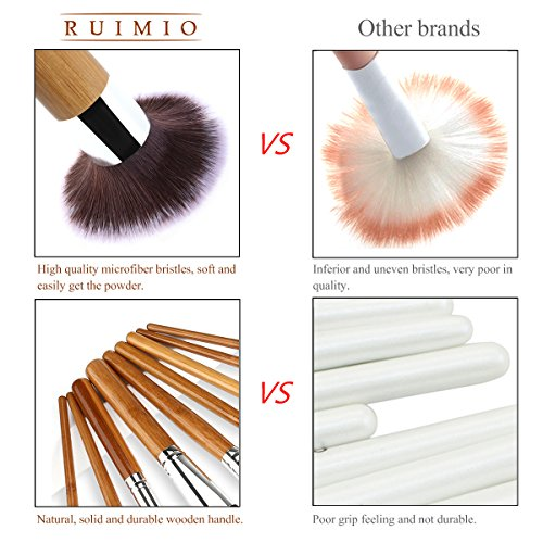 RUIMIO Contour Kit Cream Contour Palette 6 Colors with Makeup Brush Set by PIXNOR (Image #3)