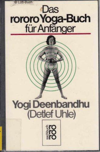 Das rororo Yoga- Buch für Anfänger.: 9783499178719: Amazon ...