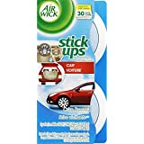 Air Wick Stick Ups Car Air Freshener, Crisp Breeze, 2ct