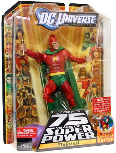 DC Universe Classics Starman - Ted Knight (Styles may vary)
