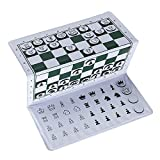 WE Games Travel Mini Magnetic Pocket Chess Set