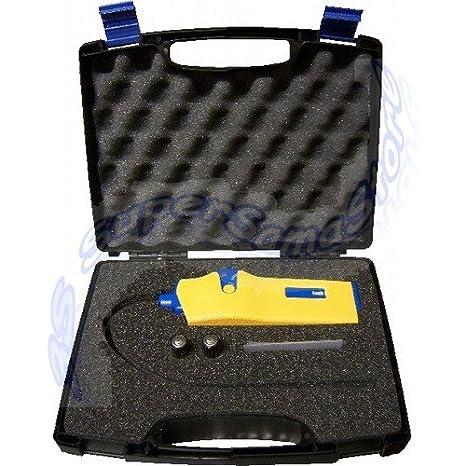 Localizador electrónico fugas de gas refrigerante SEEKER-3G/año: Amazon.es: Bricolaje y herramientas