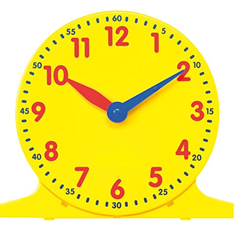 - Didax Educational Resources Demonstration Clock