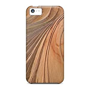 Hot LKu22335ZQPl Canyon Waves Cases Covers Compatible With Iphone 5c
