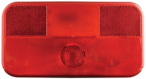 (Optronics RV-ST50P Red RV Tail Light)