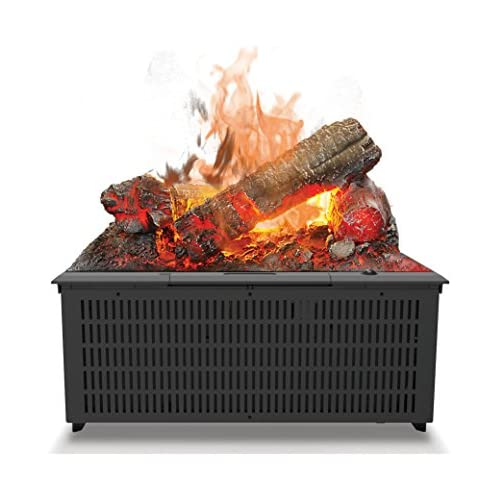 chollos oferta descuentos barato Dimplex Cassette 400 Built in fireplace Eléctrico Negro Interior Chimenea 230 V 50 Hz 200 W 200 W 200 W 405 mm