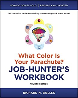 What color is your parachute job hunters workbook fourth edition what color is your parachute job hunters workbook fourth edition richard n bolles 8601400133224 amazon books fandeluxe Image collections