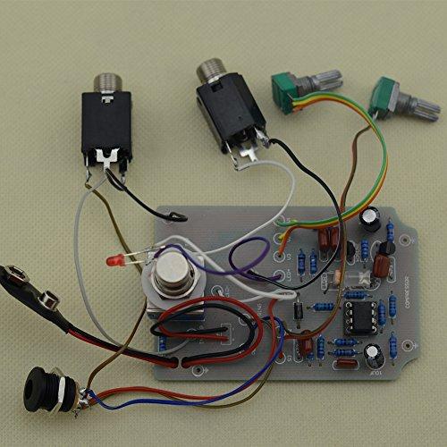 ttone diy guitar comp effects compressor stomp pedal true bypass guitars effect metal box kit. Black Bedroom Furniture Sets. Home Design Ideas