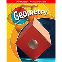 Geometry, Word Problems Practice Workbook (MERRILL GEOMETRY)