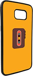 Printed Case for Galaxy Note 5, Classic tape recorder