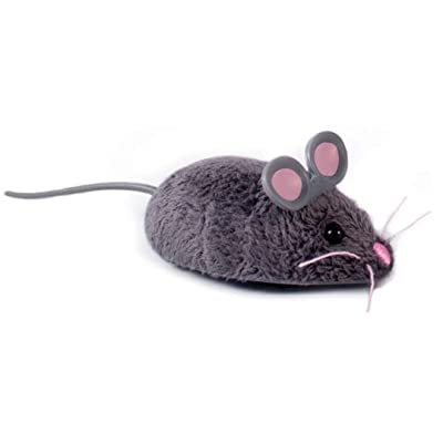 HEXBUG Mouse Robotic Cat Toy (GREY): Pet Supplies