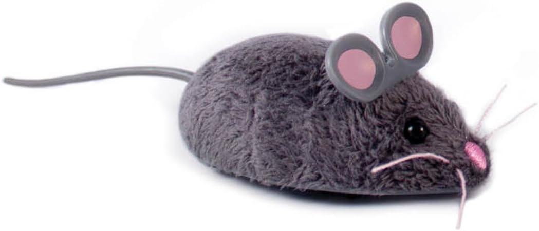 HEXBUG Nano 480-3031 - Ratón Mini Robot Inteligente Juguete para Gatos Ratón robótico