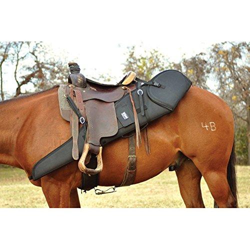 Rifle Scabbard Saddle (Cashel Rifle Scabbard Black)
