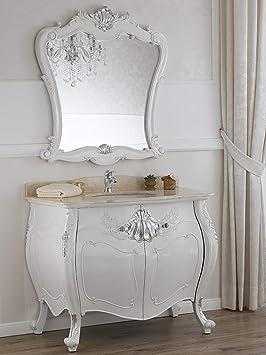 Simone Guarracino Meuble Salle de Bain avec Miroir Anderson Style ...