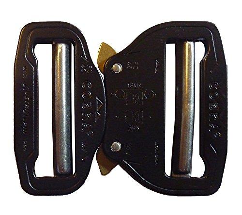AustriAlpin COBRA Buckle 7075 Aluminum Quick Release Dual Adjustable No-Sew 1.75