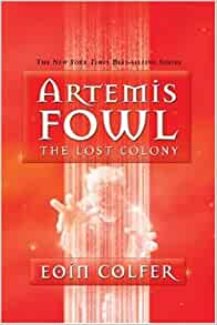 artemis fowl the lost colony pdf free download
