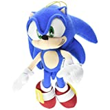 Great Eastern GE-8985 Sonic The Hedgehog 7-Inch Mini-Size Sonic Stuffed Plush
