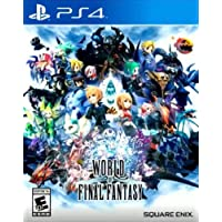 World of Final Fantasy Standard Edition for PlayStation 4 by Square Enix