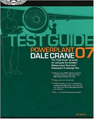 Airframe Test Guide 2007 Professional & Technical The Fast