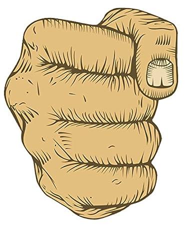 amazon com fighting boxing fist punch cartoon icon emoji vinyl