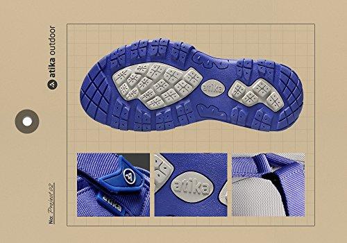 Sandales Sport Atika Mens Maya Trail Chaussures Deau En Plein Air M110 / M111 (conforme À La Taille) At-m110-cbl