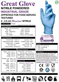 GREAT GLOVE Nitrile Industrial Glove