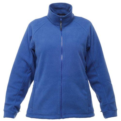 Regatta Ladies Thor III Fleece Jacket TRF541 Pink Oxford Blue