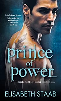 Prince of Power (Chronicles of Yavn Book 2) by [Staab, Elisabeth]