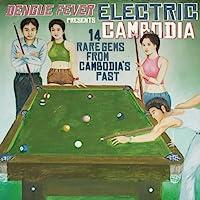 Dengue Fever Presents: Electric Cambodia (Vinyl)